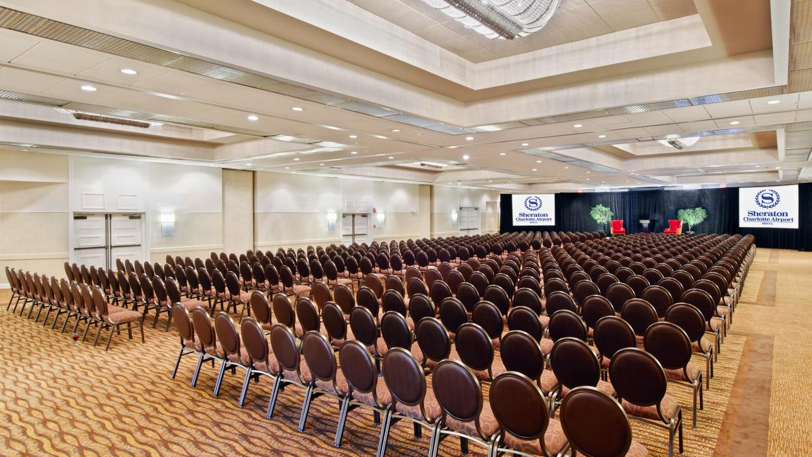 Sheraton Charlotte Airport Hotel | Meeting Space