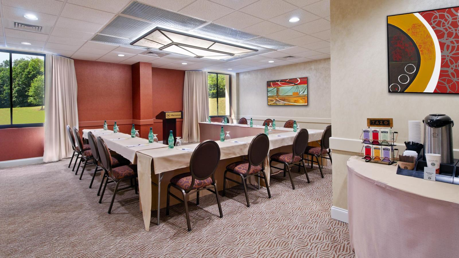 Sheraton Charlotte Airport Hotel | Conference Rooms